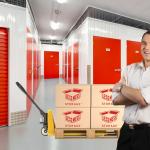 Malá nebo velká firma, každý potřebuje prostor pro zboží, letáky, reklamní materiály